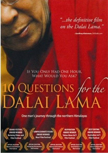 10 QUESTIONS FOR THE DALAI LAMA BY RAY,RICK (DVD)