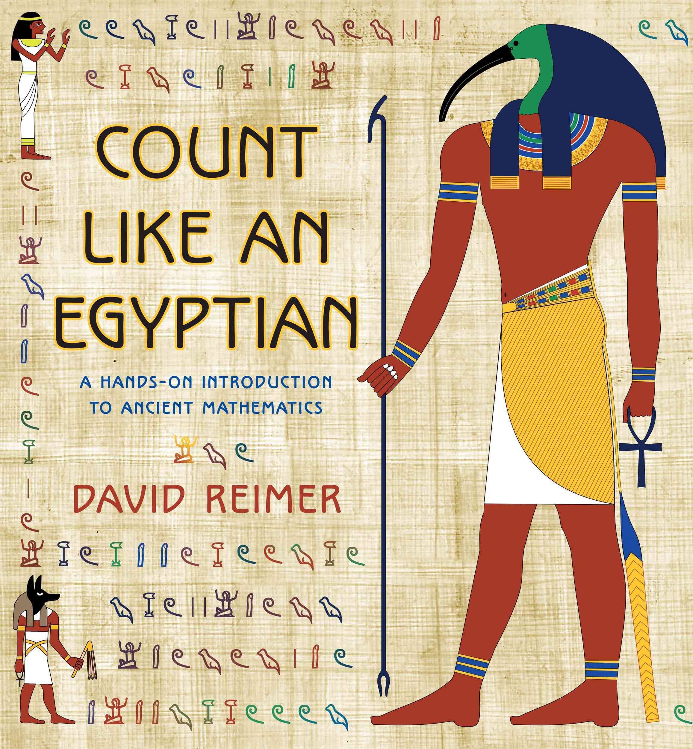 Count Like an Egyptian By Reimer, David
